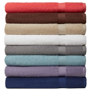 Carefree Comforts? Ring Spun Turkish Cotton 6-Piece Towel Set