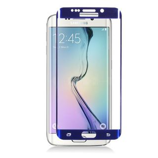 Insten Tempered Glass LCD Screen Protector Film Cover For Samsung Galaxy S6 Edge