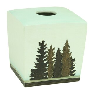 Westlake Boutique Tissue Holder by Bacova Guild