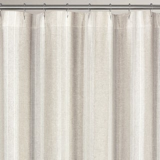 White Shower Curtains Overstock Com Vibrant Fabric