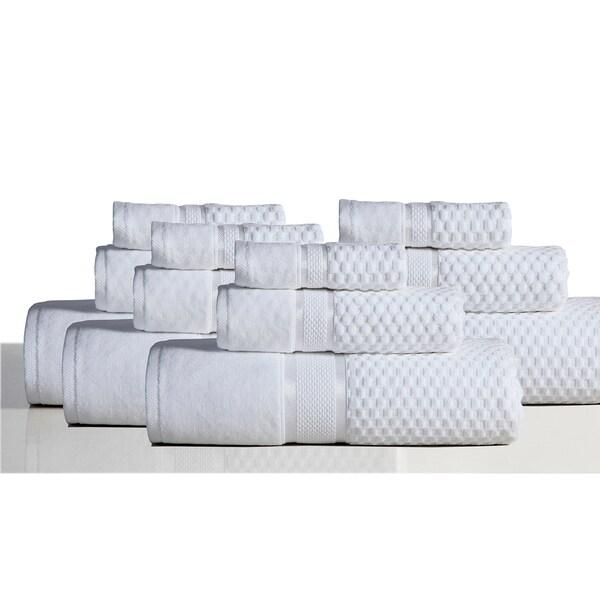 Hollister 100% Cotton 12-piece Towel Set