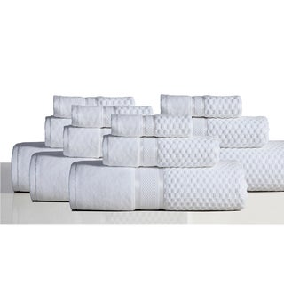 Hollister 100% Cotton 12-piece Towel Set