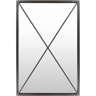 Metal Arinwy Wall Mirror (40 x 60)