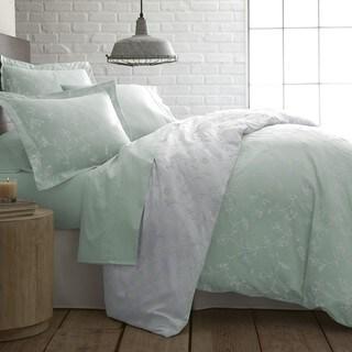 Southshore Fine Linens 300 Thread Count 100-percent Cotton Sateen Sweetbrier Duvet Cover Set