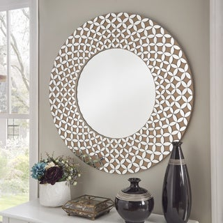 Tessa Geometric Wall Mirror by INSPIRE Q