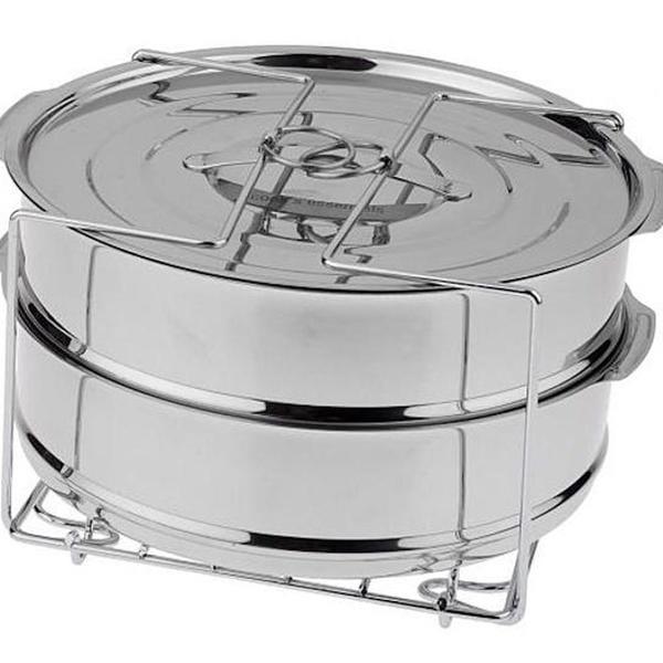Shop Shamrock Round Pressure Cooker Dessert Pans Free
