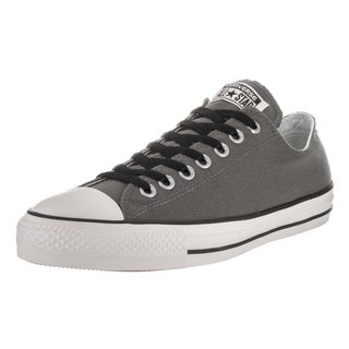 Converse Unisex Chuck Taylor All Star Pro Ox Grey Canvas Basketball Shoe