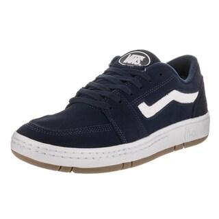 Vans Men's Fairlane Pro Dres Blue Suede Skate Shoes