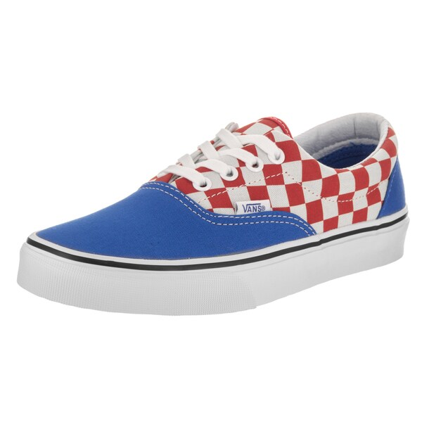 6a345f7af1cca6 Shop Vans Unisex Era 2-tone Check Skate Shoe - Free Shipping Today ...