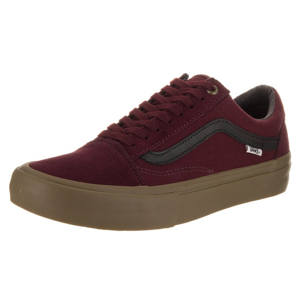 Shop Vans Men Old Skool Pro Skate Shoe - Free Shipping Today ... 204a9657e62b