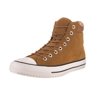 Converse Unisex Chuck Taylor All Star Boot Pc Hi Brown Suede Casual Shoes