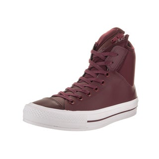 Converse Unisex Chuck Taylor All Star MA-1 SE Hi Red Synthetic-leather Casual Shoes