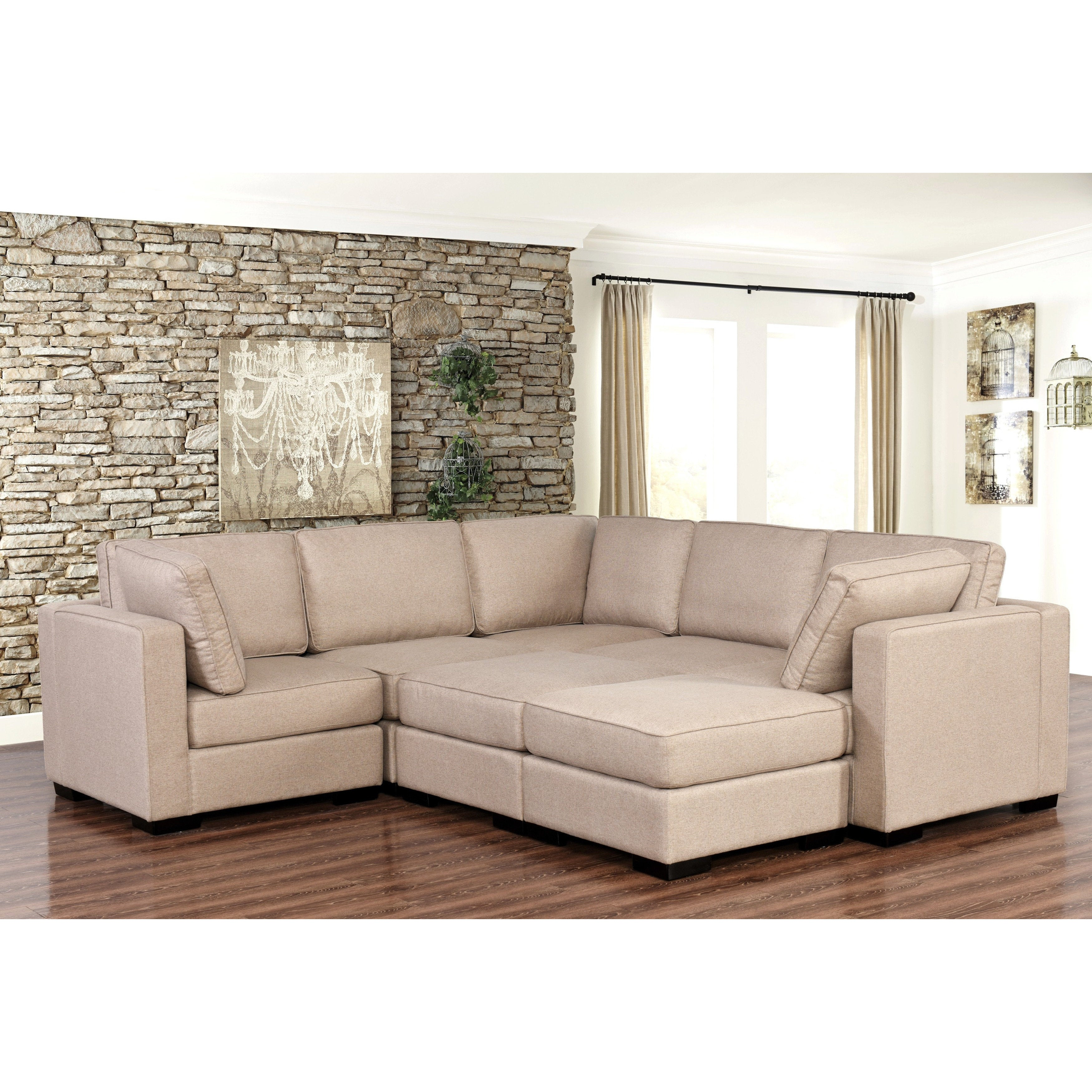 7 Piece Sectional Sofa Marks And Cohen Hayden 8 Piece
