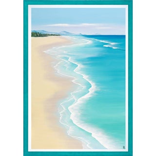 Colin Perini 'Summer Rendezvous' Fine Art Print on Canvas