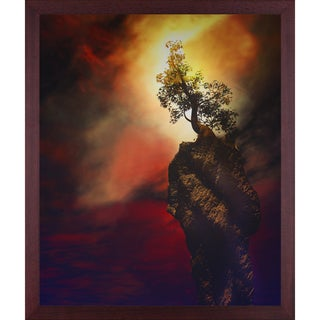 Angel Estevez 'Unique and Soaring' Fine Art Print on Canvas