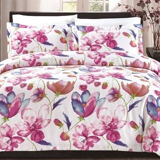 Florentane Cotton 3 Piece Quilt Set