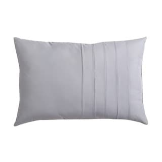 VCNY Solid Technique 12x18 Decorative Pillow