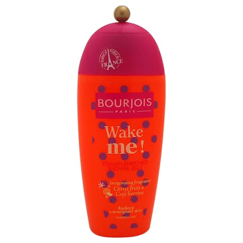 Bourjois 8.4-ounce Wake Me! Vitamin Enriched Shower Gel