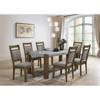 Costabella 7 PC Dining Set, Table with 6 chairs