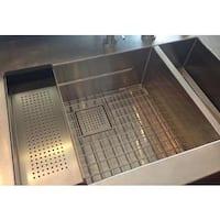 Franke Peak Undermount Stainless Steel Kitchen Sink