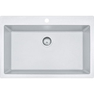 Franke Undermount White Granite Kitchen Sink