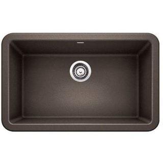 Blanco Ikon Cafe Brown Granite 401733 Undermount Kitchen Sink