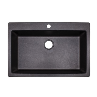 Franke Undermount Graphite Granite Kitchen Sink