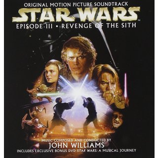 John Williams - Star Wars III: Revenge of The Sith (OST)