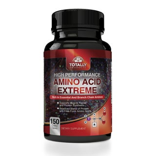 Totally Products Advanced Body Building Amino Acids 2200mg (150 Tablets)