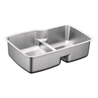 Moen 1800 Series Undermount Stainless Steel Kitchen Sink