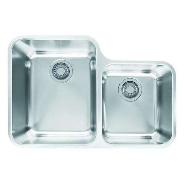 Franke Largo Undermount Stainless Steel Kitchen Sink - Free ...