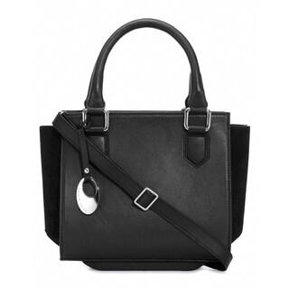 Handmade Phive Rivers Women's Leather Handbag (Black, PR1266) (Italy)|https://ak1.ostkcdn.com/images/products/14458452/P21020380.jpg?_ostk_perf_=percv&impolicy=medium