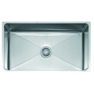 Franke Professional Series Undermount Steel Kitchen Sink PSX1103312 Stainless Steel