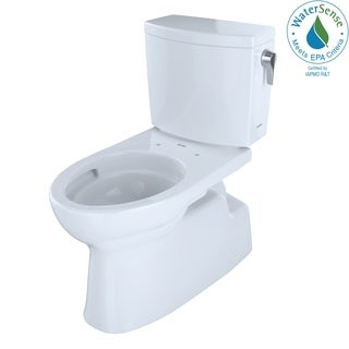 Toto Vespin II White Elongated 2-piece Toilet