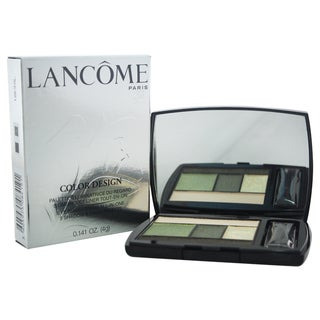 Lancome Color Design 5 Shadow & Liner Palette 500 Jade Fever