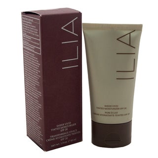 ILIA Beauty Sheer Vivid Tinted Moisturizer SPF 20 T3 Hanalei