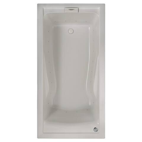 American Standard Evolution Air Bathtub 7236.068C.020 White