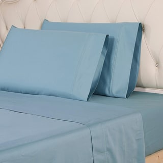 Affluence 620 Thread Count, 100-percent Cotton Pillowcase Set
