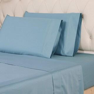 Affluence 620 Thread Count, 100-percent Cotton Pillowcase Set