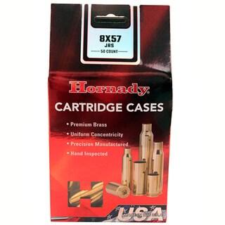 Hornady Unprimed Brass 8x57 JRS (Per 50)
