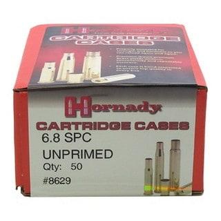 Hornady Unprimed Brass 6.8 SPC (Per 50)