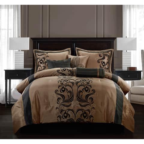 Grand Avenue Irma 7 Piece Comforter Set