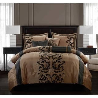 Link to Grand Avenue Irma 7 Piece Comforter Set Similar Items in Comforter Sets