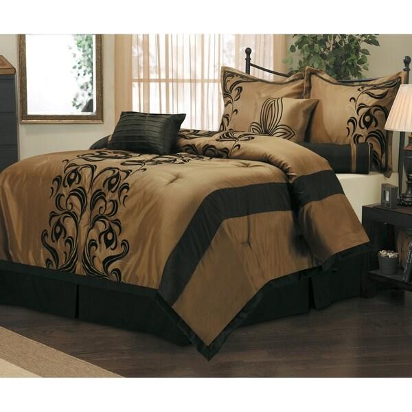 Nanshing Helda 7 Piece Comforter Set