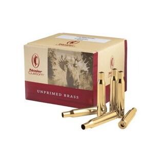 Nosler Custom Reloading Brass 22-250 Remington, Per 50