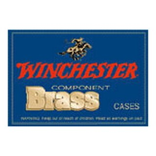 Winchester Ammo Unprimed Brass 9mm, Per 100
