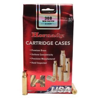 Hornady Unprimed Brass 308 Winchester Match Grade (Per 50)