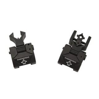 Diamondhead Micro-D Diamond for POF/Raised Rail Black