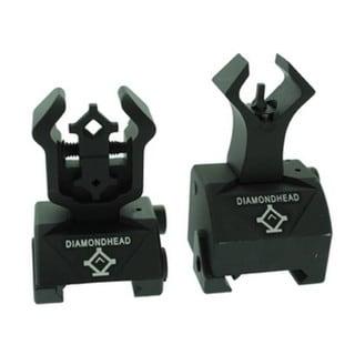 Diamondhead Diamond Sight Rear and Gas Block AR10 Front