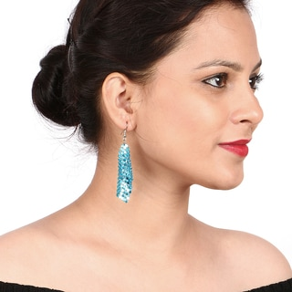 Liliana Bella Turquoise Fashion Dangle Earrings